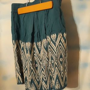 Anthropologie Floreat high-waisted skirt (size 6)